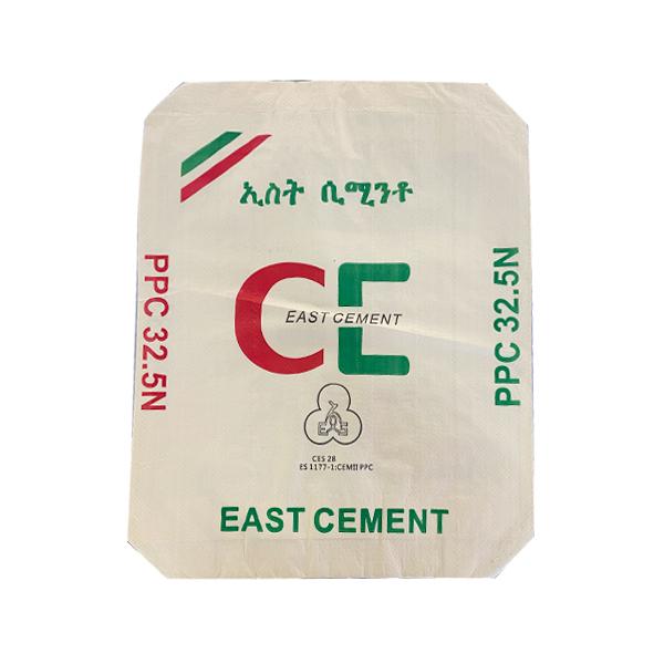 水泥塑料编织袋